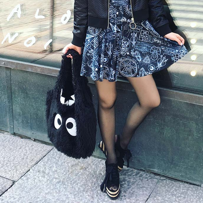 strega witch occult tumblr, pentagram dress
