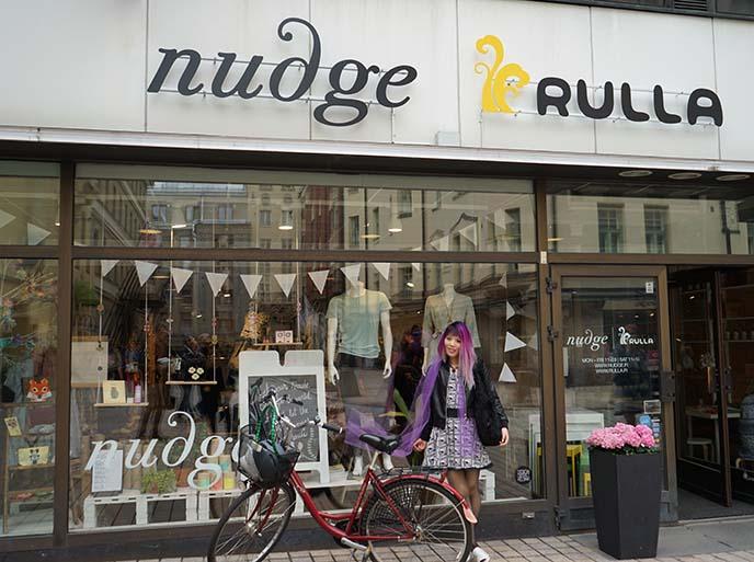 nudge rulla boutique helsinki