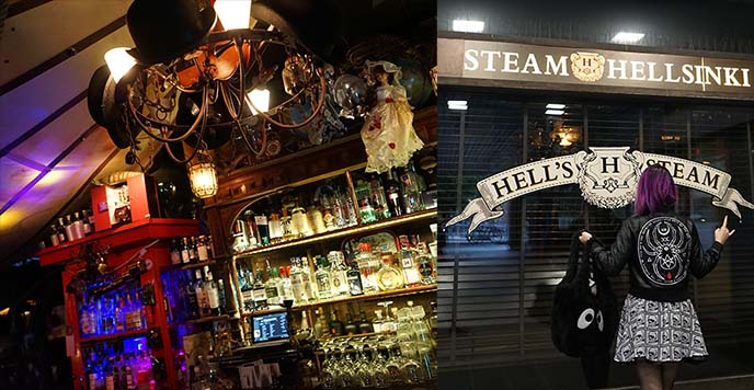 steam hellsinki bar