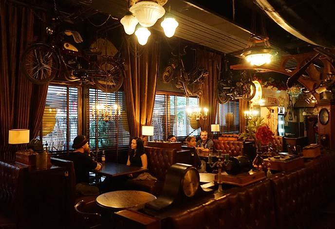 helsinki steampunk bar, club