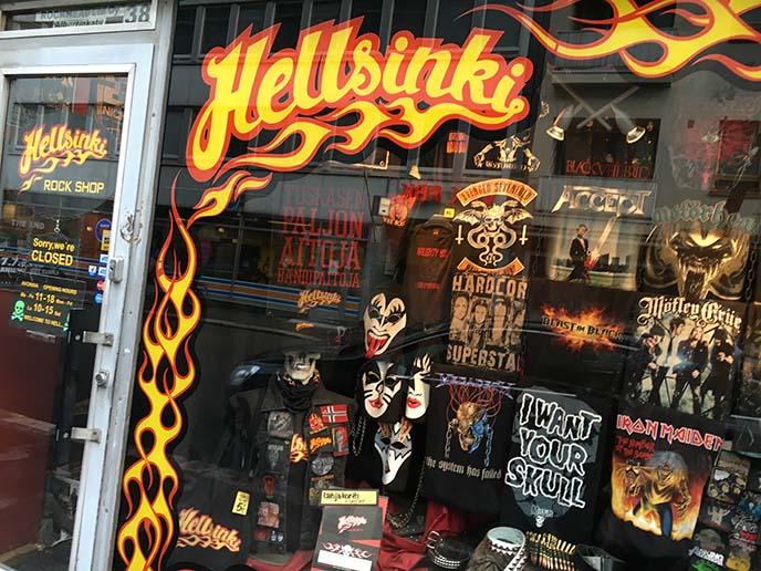 black metal finland, heavy metal store