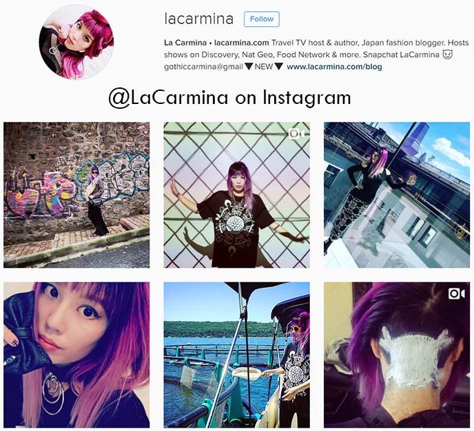 girls love travel instagram, tourism influencers
