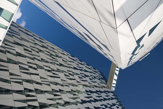futuristic cool architecture design copenhagen