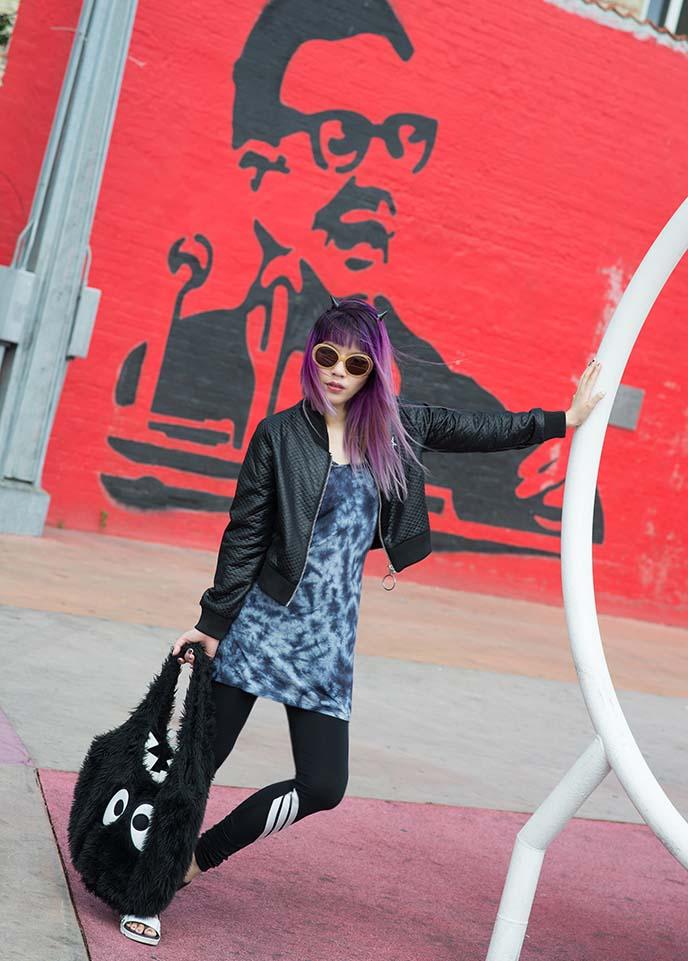 la carmina goth girl gothic fashion blog