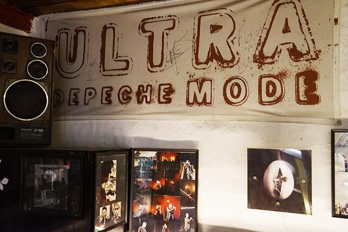 depeche mode baar, tallinn fan bar