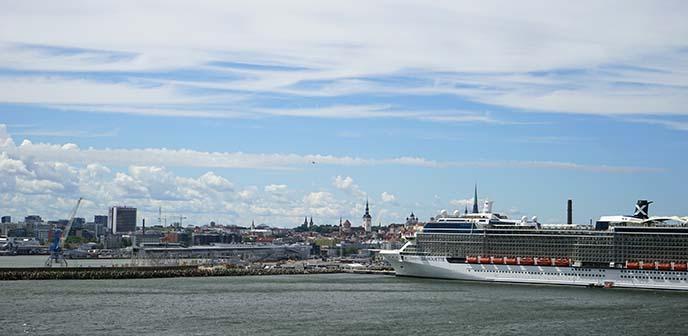 helsinki tallinn estonia ferry boat