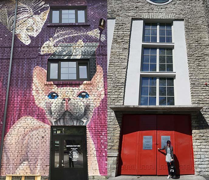 hipster tallinn estonia art