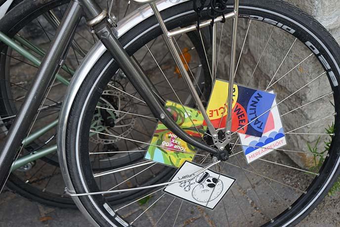 bicycles tallinn estonia