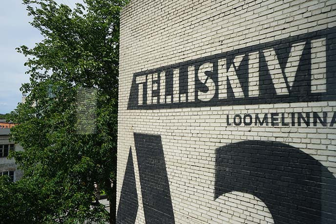 Telliskivi creative city