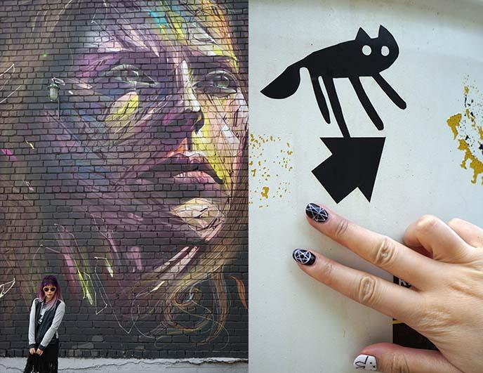 cute hip street art estonia