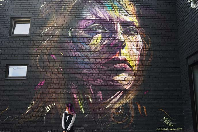 tallinn Telliskivi mural, art factory