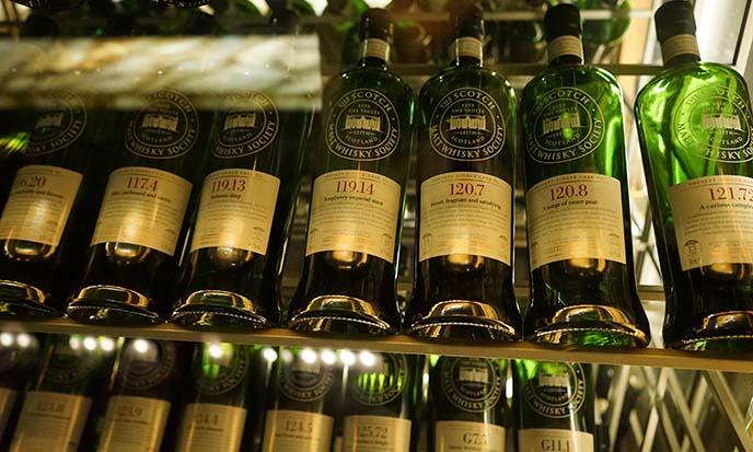 Scotch Malt Whisky Society japan