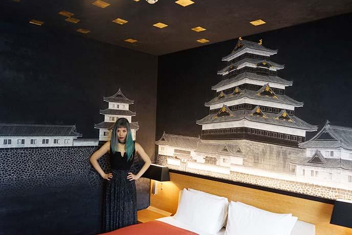 tokyo luxury art hotel