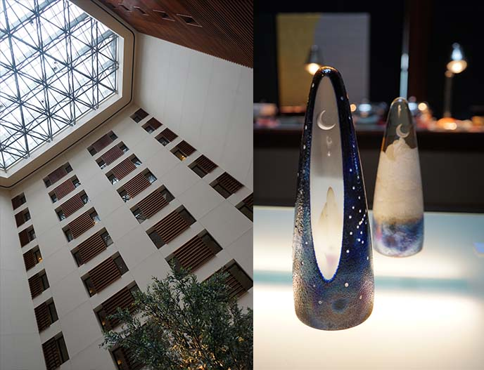 interior design park hotel japan