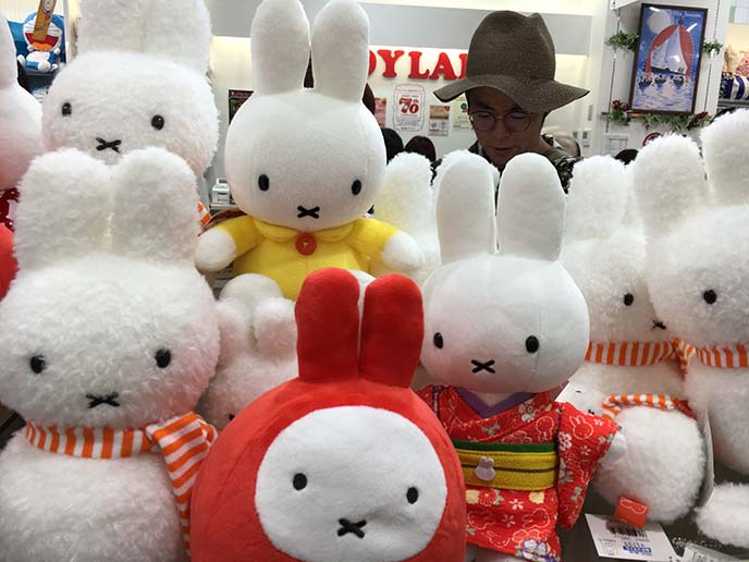 miffy store cafe tokyo japan