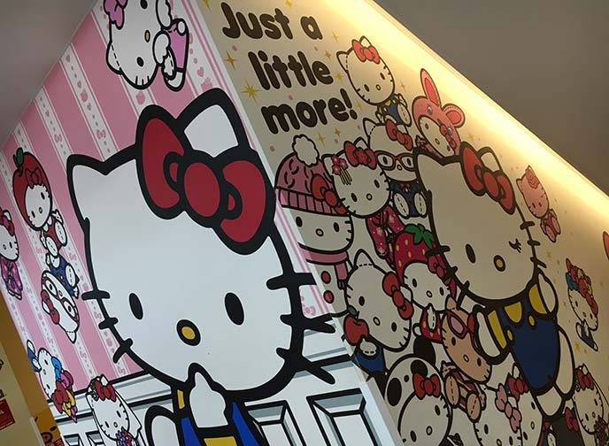 hello kitty kiddyland harajuku