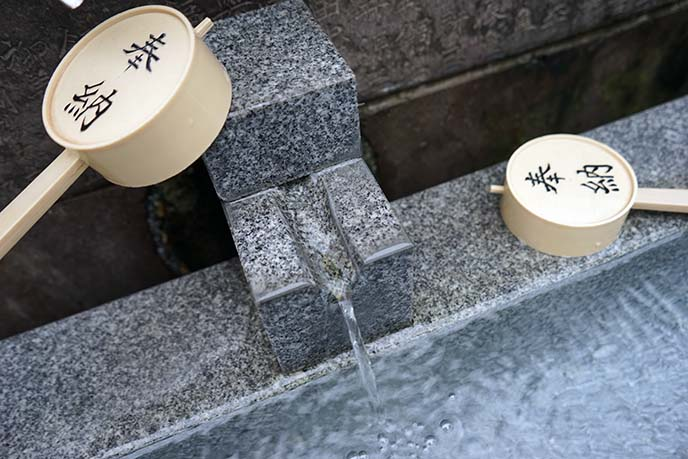 shinto water purification scoops