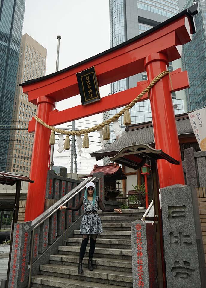 hibiya shrine tokyo