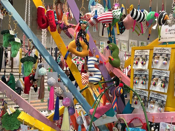 colorful decor accessories tokyo