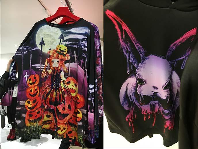anime manga clothing shirts