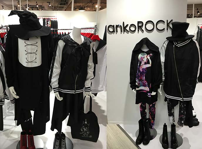 anko rock shop tokyo