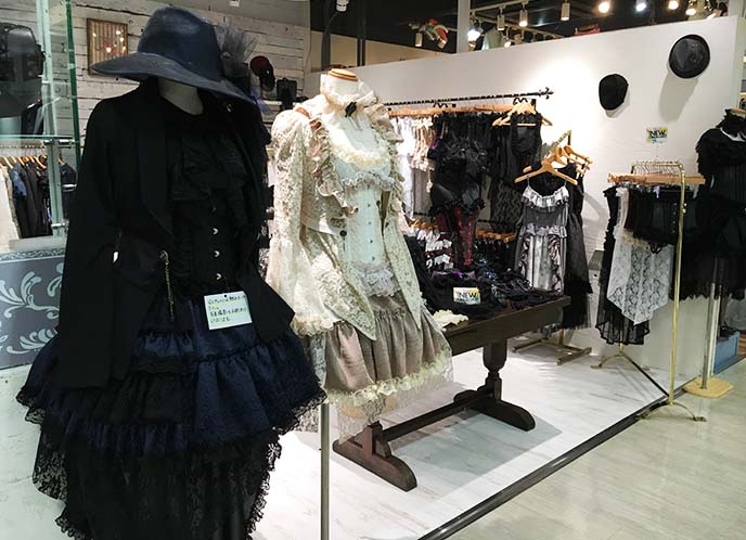 goth witch clothing japan