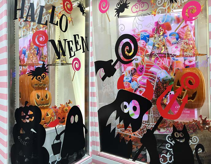 japan halloween decorations
