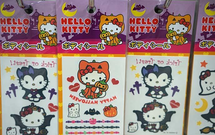 sanrio halloween hello kitty vampire