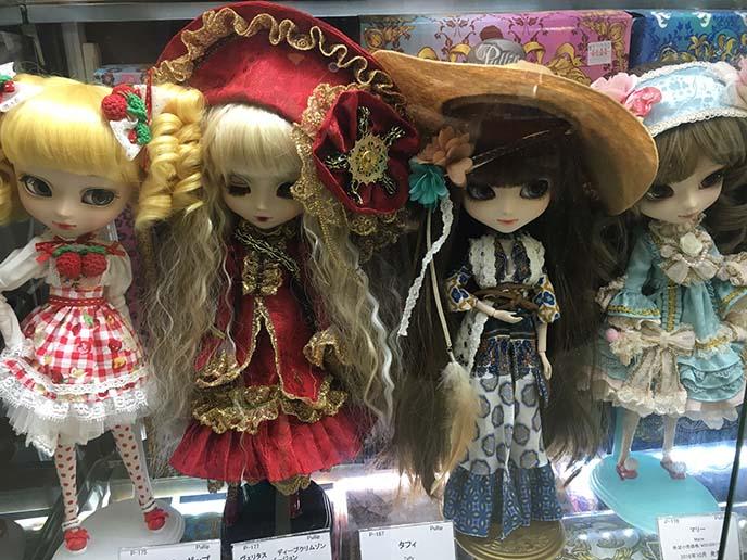 tokyo blythe kawaii dolls