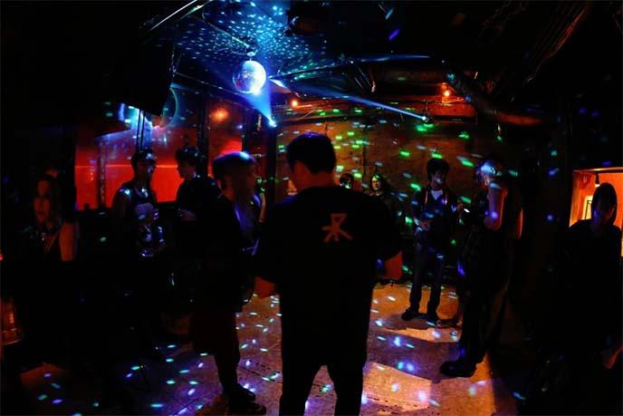 tokyo japan disco discotheque
