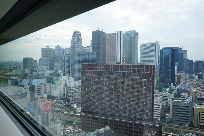 hotel gracery shinjuku rooms review