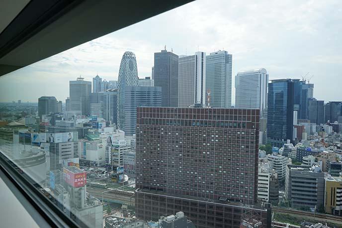 hotel gracery shinjuku rooms review