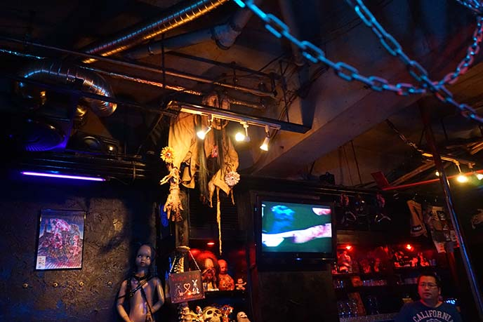 haunted bars japan weird