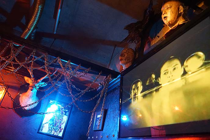craziest theme bars tokyo