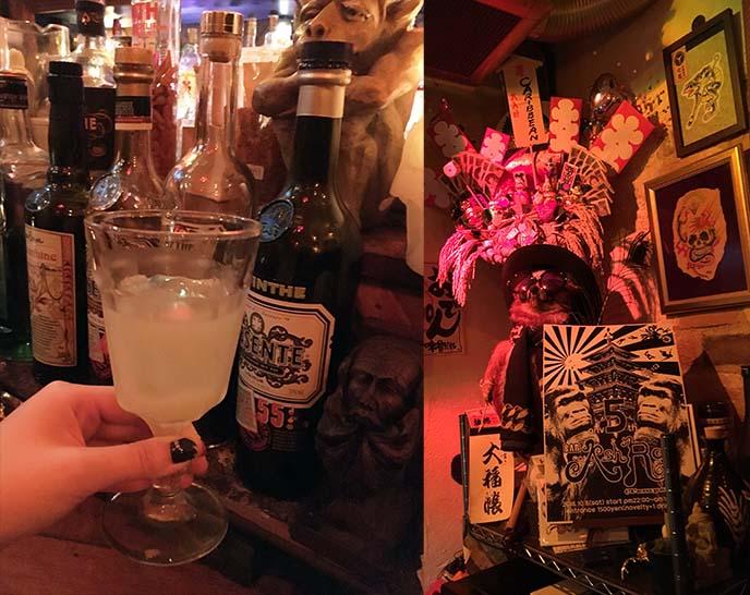 absinthe bars tokyo japan