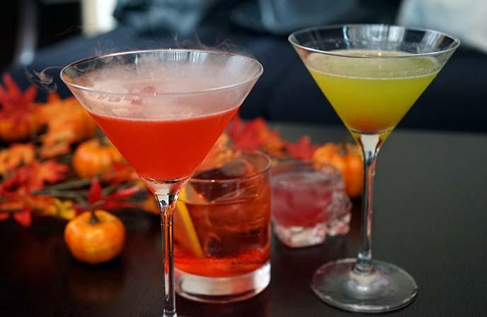 skull goth cocktails, tokyo