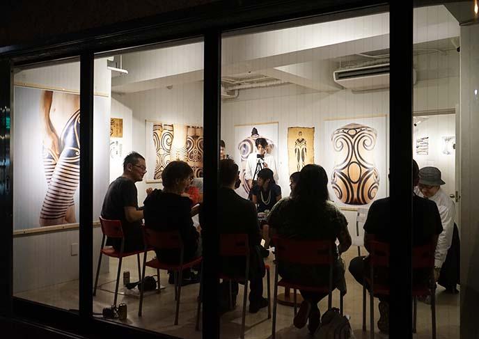 tav gallery tokyo japan