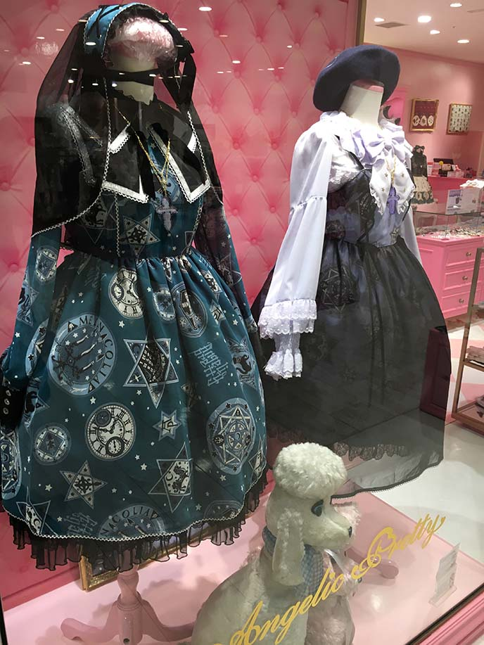 angelic pretty Magic Amulet dresses jsk