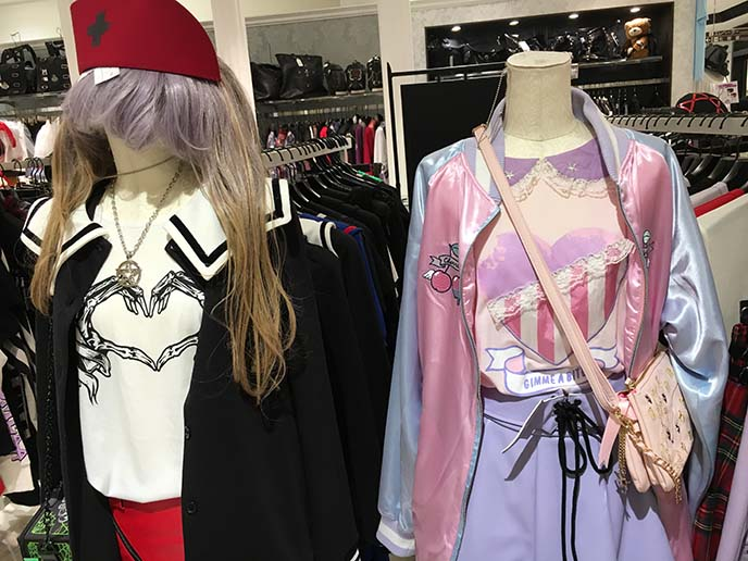pastel goth larme fairy kei outfits