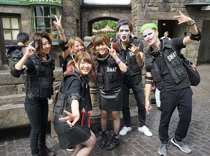 japanese suicide squad cosplayers cosplay