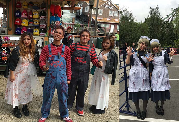 universal studios halloween guide tips