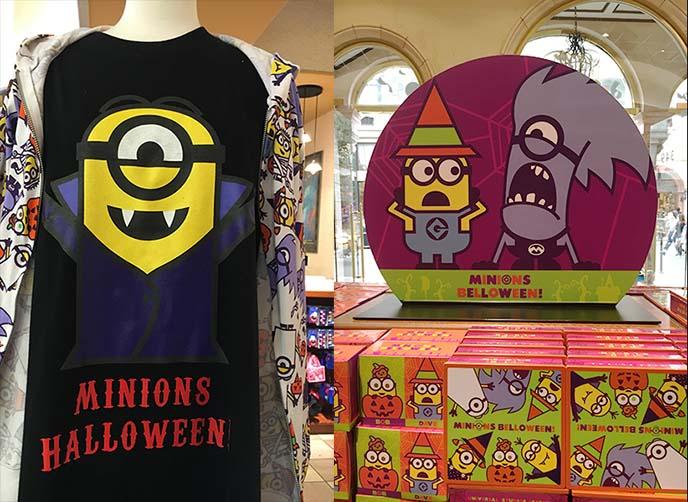 minions halloween tshirts gift shop