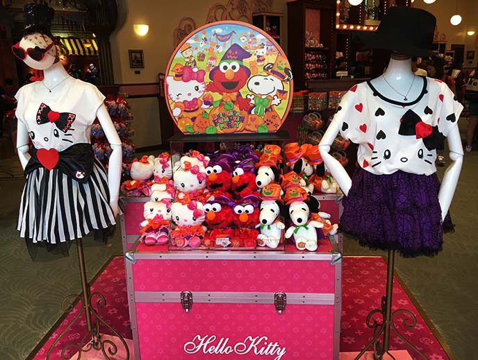 hello kitty store osaka japan - Halloween Universal Studios Tickets