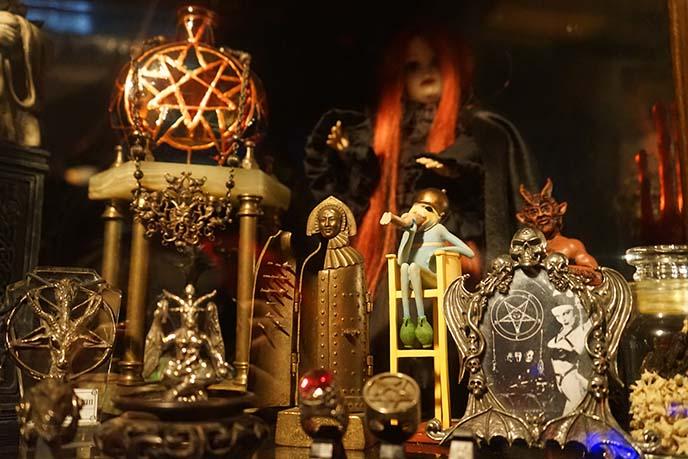 japan devil worship satan