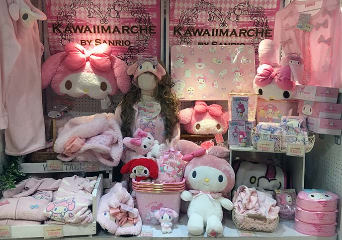 my melody kawaii japanese souvenirs