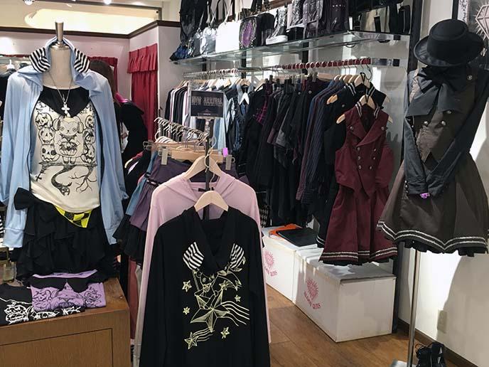 japan skull print sweaters