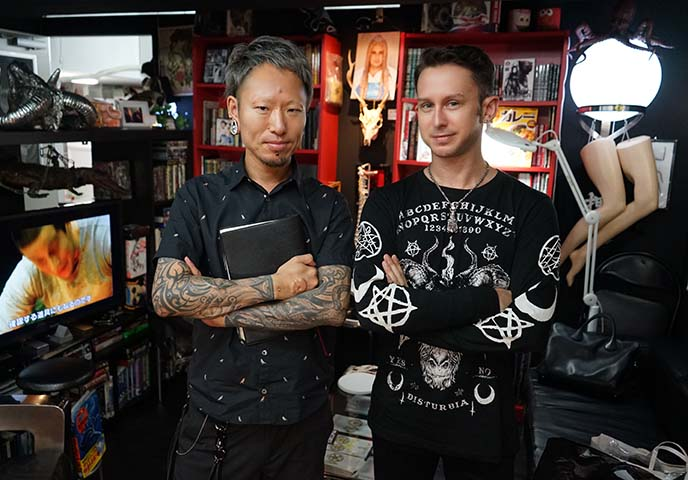 osaka piercers, tattoo artists