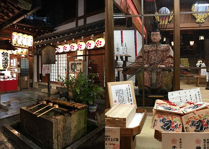 Nishiki Tenman-gū Shrine