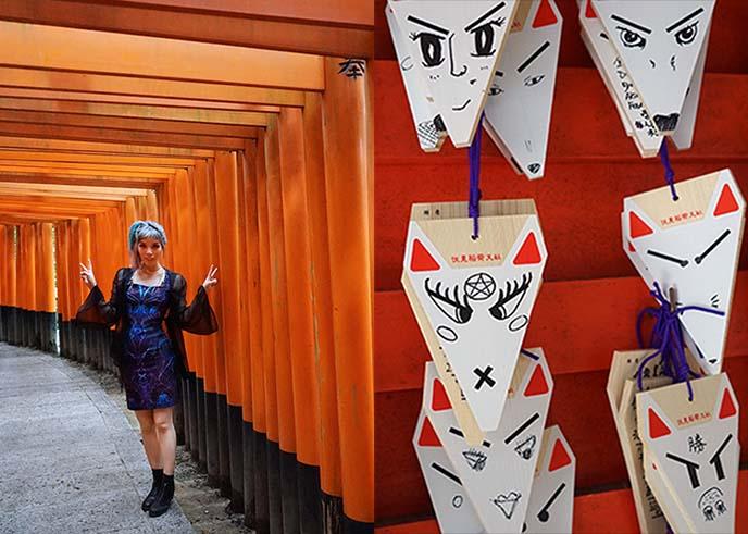 japan most famous popular shrine temple
