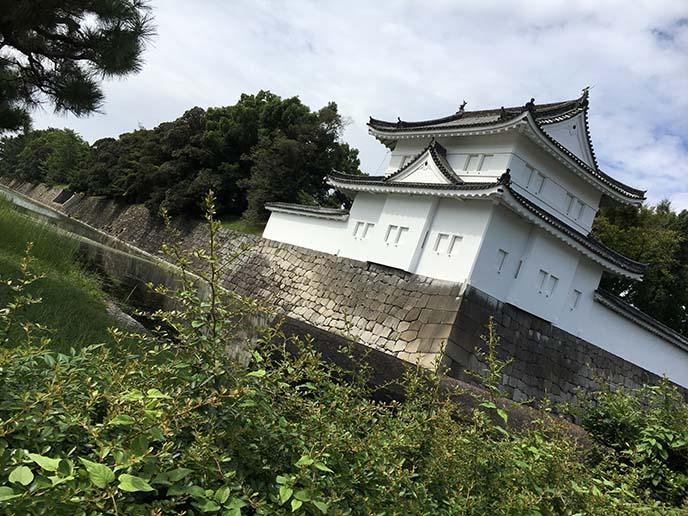 nijo castle kyoto building